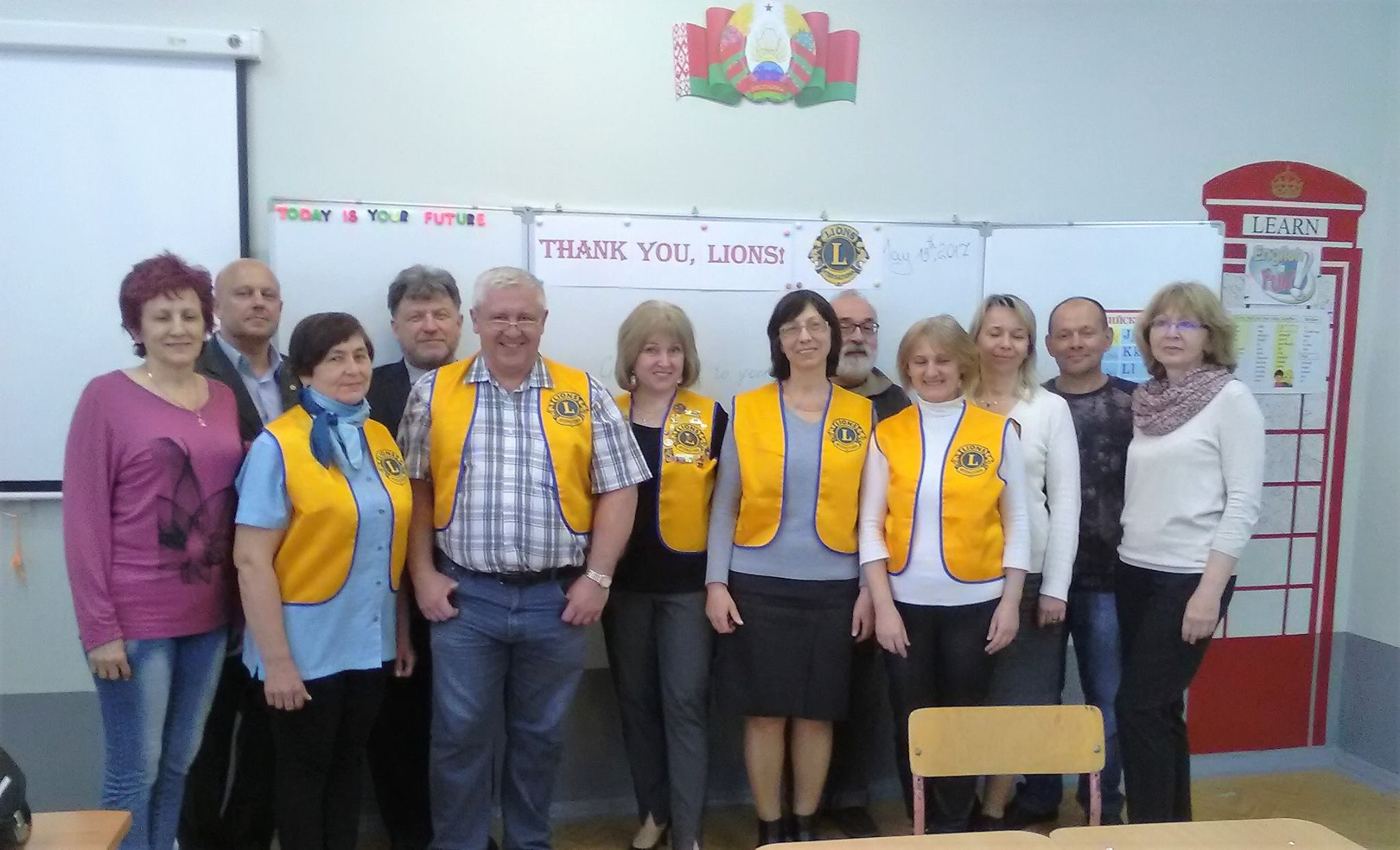LC Soligorsk members
